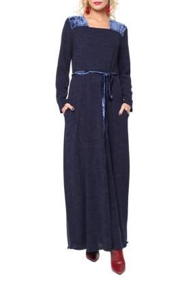 Платье женское KATA BINSKA KORA 181250 синее 48 EU