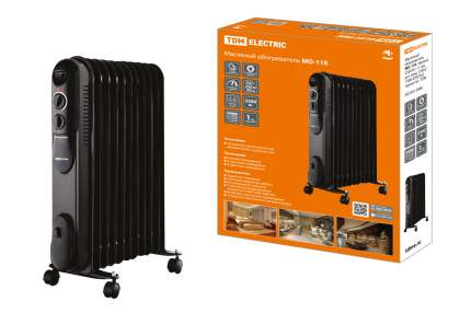 Масляный радиатор TDM ELECTRIC МО-11К SQ2501-0906 Black