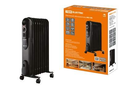 Масляный радиатор TDM ELECTRIC МО-9К SQ2501-0905 Black