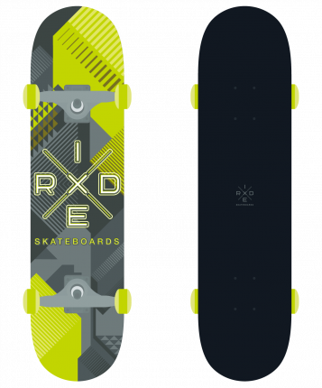 Ridex Скейтборд Mincer 31″X8″