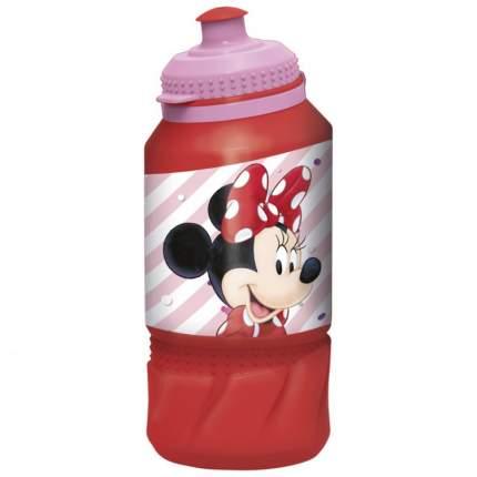 Бутылка пластиковая (спортивная 420 мл). Минни Электрическая кукла