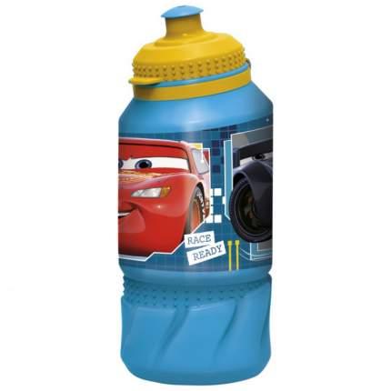 Бутылка пластиковая (спортивная 420 мл). Тачки. К гонкам готов
