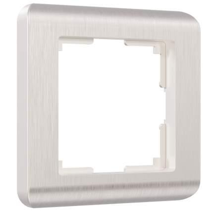 Рамка на 1 пост Werkel (перламутровый) W0012113