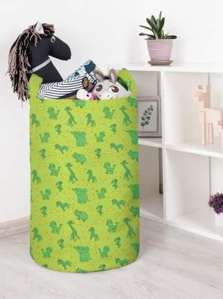 Корзина для игрушек JoyArty Джунгли зовут 40x60 см