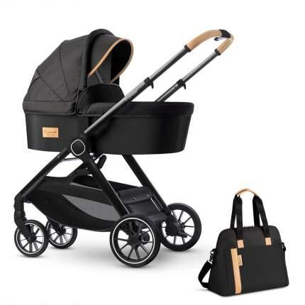 Коляска для новорожденных Esspero Traveler + сумка Onyx