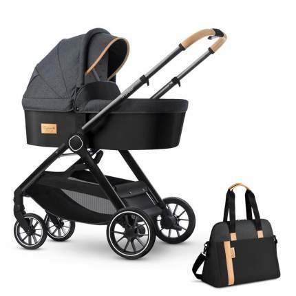 Коляска для новорожденных Esspero Traveler + сумка Nordic