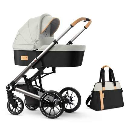 Коляска для новорожденных Esspero Tour S + сумка Sahara