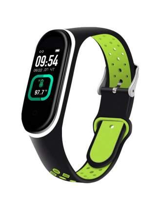 Фитнес-браслет FitMaster TON с цветным экраном, NFC