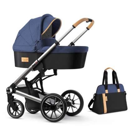 Коляска для новорожденных Esspero Tour S + сумка Denim