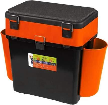 "Ящик зимний ""FishBox"" (19л) оранжевый Helios"
