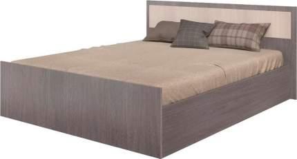 Миф Кровать Фиеста с подъёмным механизмом 160, ясень шимо