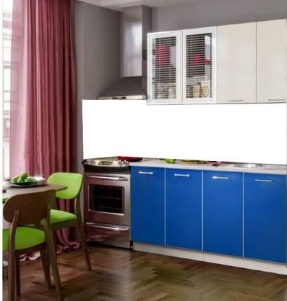 Миф Кухня ЛДСП Фортуна 1600, синий