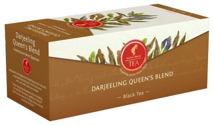Чай черный Julius Meinl Darjeeling, 25 пак.