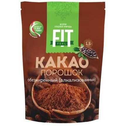 Какао обезжиренный Fit Feel, быстрорастворимый, 150 г