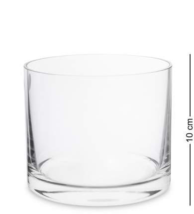 Ваза-цилиндр стеклянная 10 см (Неман) NM-29722