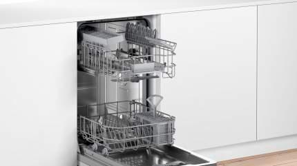 Встраиваемая посудомоечная машина 45 см Bosch Serie | 4 SPV4HKX1DR