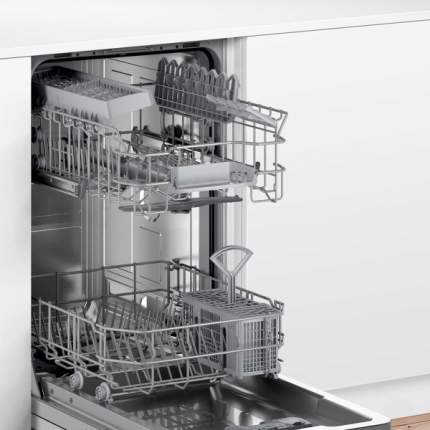 Встраиваемая посудомоечная машина 45 см Bosch Serie | 2 SPV2IKX3BR