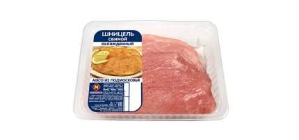 Шницель свиной Останкино охлажденный ~1,1 кг