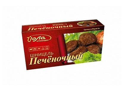 Шницель Йола печеночный 450 г