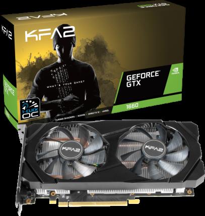Видеокарта NVIDIA GeForce GTX 1660 1-Click (60SRH7DSY91K)