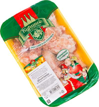 Шеи цыплят-бройлеров Куриное царство замороженные ~1 кг