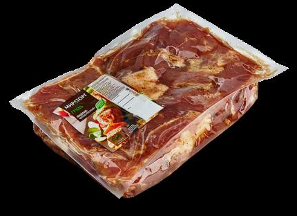 Шашлык свиной Мираторг Традиционный охлажденный ~2 кг