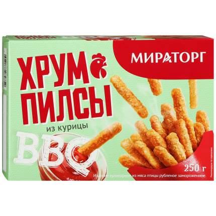Хрумпилсы Мираторг из курицы Барбекю BBQ замороженные 250 г