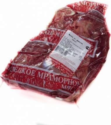 Филей из говяжьей лопатки Липецкое мраморное мясо охлажденный ~1,5 кг