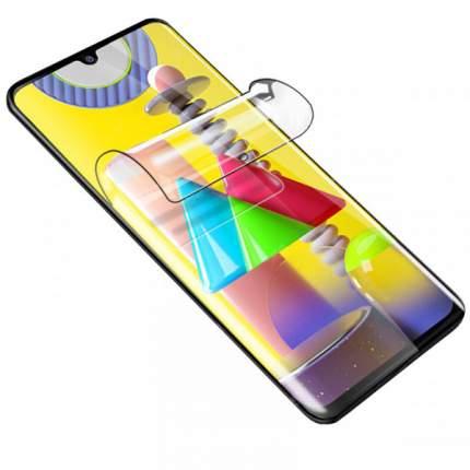 Гидрогелевая защитная плёнка Rock для Samsung Galaxy M31 (Прозрачная)