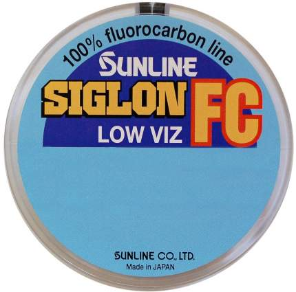 Леска SIGLON FC 50м  #3.5/0.330mm флюрокарбон (Sunline)
