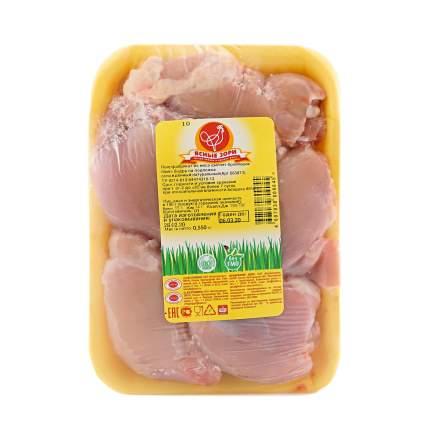 Филе бедра цыпленка-бройлера Ясные Зори охлажденное 550 г