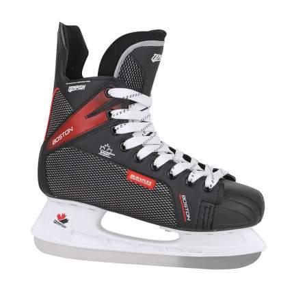 Коньки хоккейные Tempish Boston, black, 42 RU
