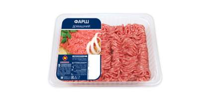 Фарш Останкино Домашний охлажденный 1 кг