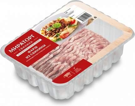 Фарш Мираторг из свинины охлажденный 500 г