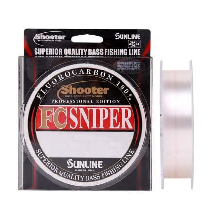 Флуорокарбон SUNLINE FC SNIPER SHOOTER 100M 18LB