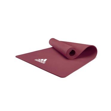 Adidas Тренировочный коврик (мат) для йоги Adidas загадочно-красный
