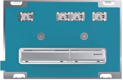 Смывная клавиша GEBERIT Sigma 50 New 115.788.00.2 (сталь без панели)