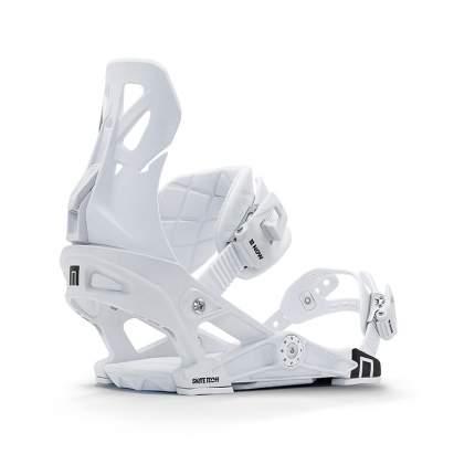Крепление для сноуборда Now Pro-Line 2021, белое, L