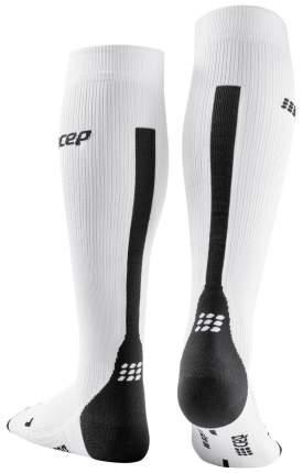 Компрессионные гольфы CEP C123W, белые, IV