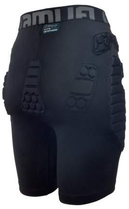 Защитные шорты Amplifi 2020-21 Salvo Pant Black S