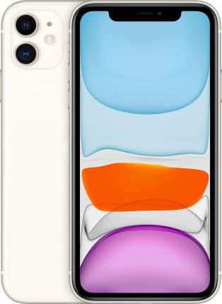 Смартфон Apple iPhone 11 128GB с новой комплектацией White (MHDJ3RU/A)