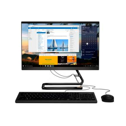 Моноблок Lenovo IdeaCentre AIO 3 24ARE05 Black (F0EW000WRK)
