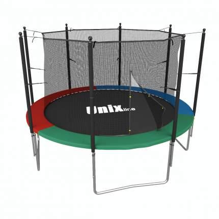 Unix Батут UNIX line Simple 8 ft Color (inside)