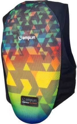 Защита спины горнолыжная Amplifi Cortex Polymer Grom, XS, разноцветная