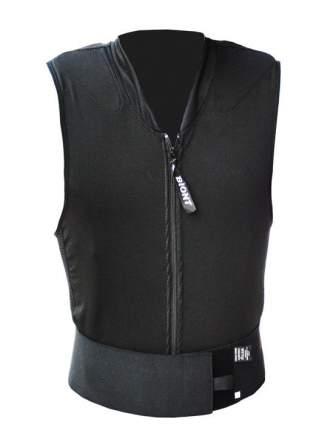 Защита спины горнолыжная Biont Эксперт, XL, черная