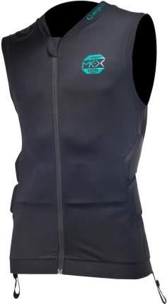 Защита спины горнолыжная Amplifi Mk X Top, L/XL, черная