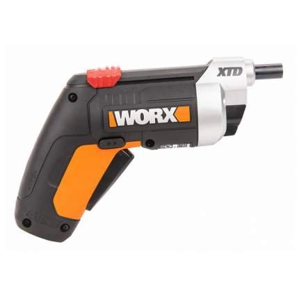 Аккумуляторная отвертка Worx WX252 4V XTD