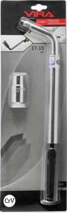 Ключ Vira баллонный телескопический с L-образной ручкой
