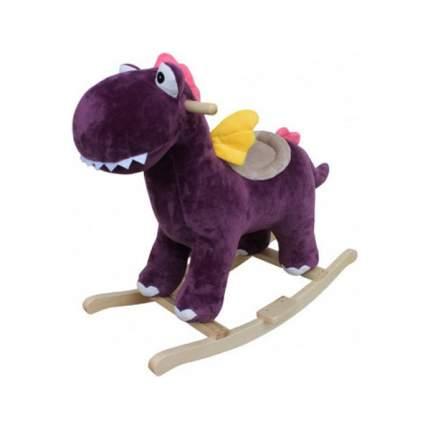 Динозаврик-качалка Наша игрушка, 74 см