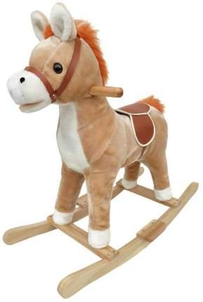 Лошадка-качалка, 74 см Наша игрушка
